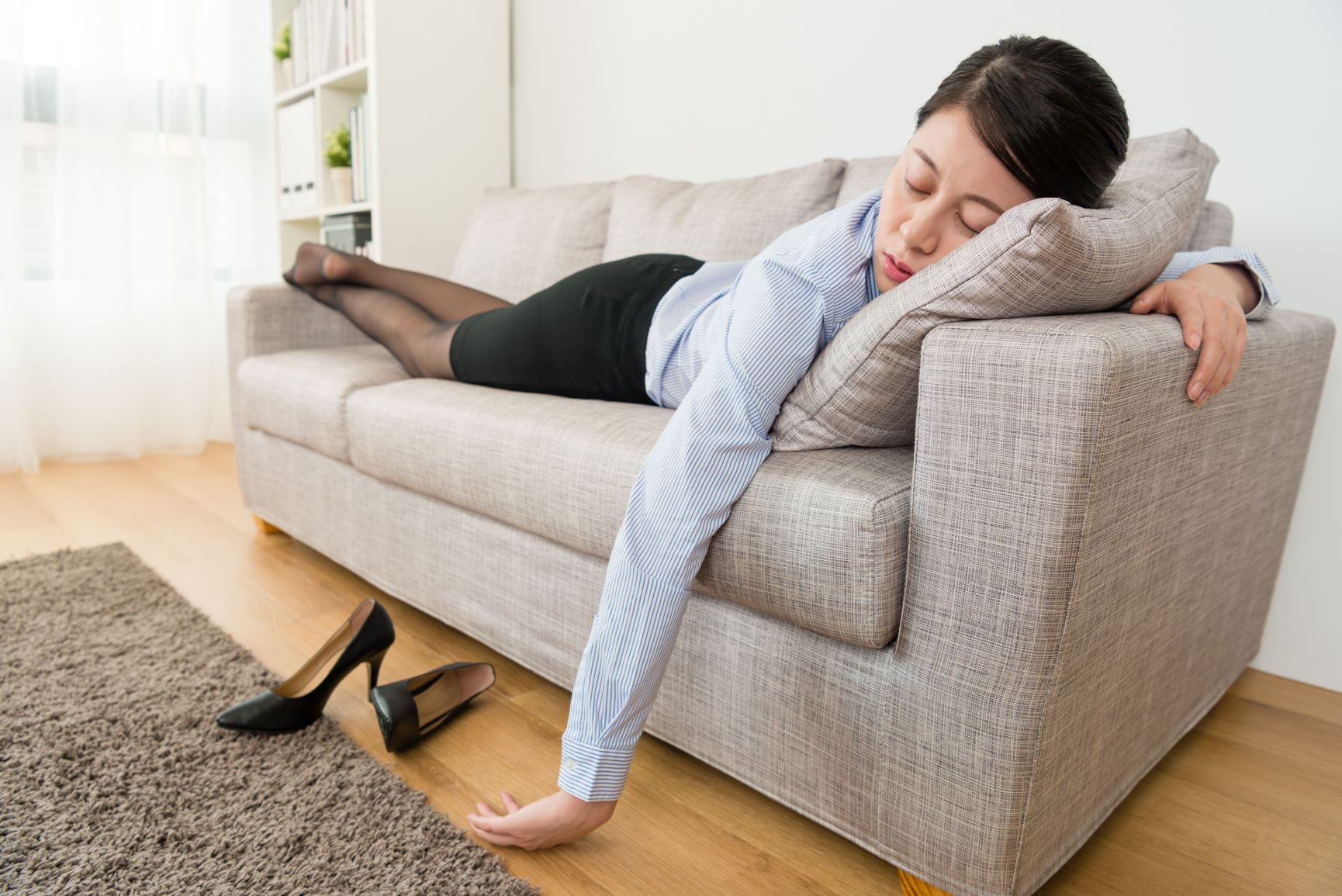 Épuisement chronique - Fatigue due à une carence en fer